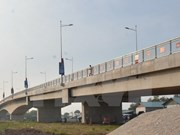 Vietnam-Cambodge: Inauguration du pont Long Binh-Chrey Thom reliant An Giang à Kandal