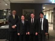 Vietnam et Nouvelle-Zélande promeuvent la coopération judiciaire