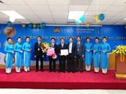 Vietnam Airlines : compagnie des services subsidiaires (VIAGS) honorée par des étrangers