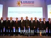 ASEAN : les ministres des AE rendent publique une déclaration sur la péninsule coréenne