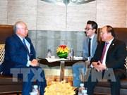 Renforcement de la coopération multiforme Vietnam-Malaisie/Myanmar