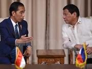 Philippines et Indonésie coopèrent dans la lutte contre la piraterie