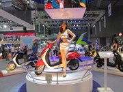Laissez-vous surprendre au Vietnam Motorcycle Show 2017