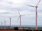 L'Allemagne aide le Vietnam à développer l'énergie éolienne