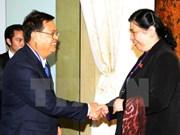 Vietnam-Laos : les assemblées nationales renforcent leurs relations