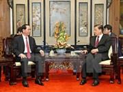 Le Vietnam et la Chine oeuvent pour promouvoir leur coopération