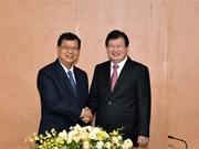 Le nouveau siège de l'AN laotienne, symbole de l'amitié et de la solidarité Vietnam-Laos