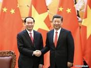 Communiqué conjoint Vietnam-Chine
