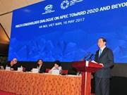 Ouverture du dialogue multipartite sur l'APEC vers 2020 et le futur