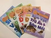 Sortie d'une collection de livres pour enfants sur les sciences fondamentales