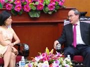 Le Vietnam souhaite intensifier sa coopération avec le Canada
