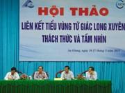 Delta du Mékong : colloque sur le Quadrilatère de Long Xuyen