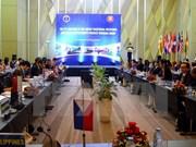 Réunion sur la médecine traditionnelle et les aliments fonctionnels de l'ASEAN