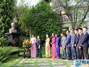 Commémoration de la naissance du Président Ho Chi Minh à l'étranger