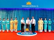 Inauguration d'un nouveau terminal de l'aéroport de Da Nang