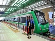 Hanoï : la gare ferroviaire La Khe mise en service
