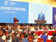 APEC 2017 : le Premier ministre à la 23e conférence des ministres responsables du Commerce