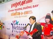 Vietjet ouvre une ligne Dà Nang - Séoul