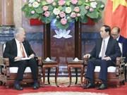 Porter le commerce bilatéral Vietnam-Indonésie à 10 milliards de dollars