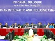 APEC : dialogue sur une région intégrée et inclusive