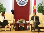 Développer la coopération Vietnam-États-Unis