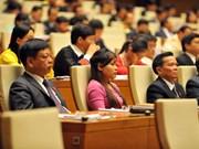 Les députés débattent du projet de loi sur l'assistance des PME
