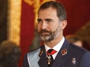 Entrevue entre le roi Felipe VI d'Espagne et le vice-PM Pham Binh Minh