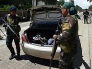 Philippines : plusieurs otages, dont un prêtre, aux mains d'islamistes