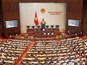 L'AN discute des projets de loi sur la gestion de la dette publique et du commerce extérieur