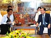 Vietnam et Afrique du Sud intensifient la coopération décentralisée