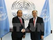 Les relations avec l'ONU sont une priorité du Vietnam
