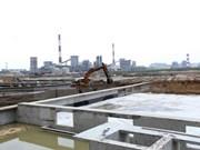 Explosion dans une usine de Formosa Ha Tinh