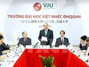 Les relations vietnamo-japonaises sont au beau fixe