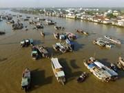 Diversification des produits touristiques dans le delta du Mékong