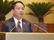 L'AN discute du traité sur les frontières entre le Vietnam et le Laos