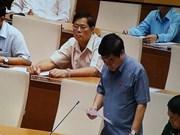 Le traitement des créances douteuses en débat à l'Assemblée nationale