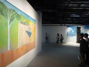 Inauguration du Centre d'art contemporain Vincom à Hanoï