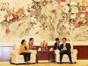 Ho Chi Minh-Ville renforce sa coopération avec des localités chinoises