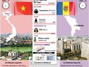 Les 25 ans des relations Vietnam-Moldavie