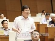 Le vice-PM Trinh Dinh Dung présente des mesures pour le secteur agricole