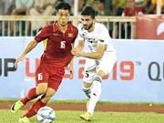Vietnam - Jordanie : un match nul !