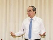 Hô Chi Minh-Ville et Microsoft renforcent leur coopération