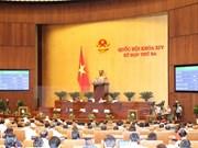 L'Assemblée nationale adopte trois projets de loi