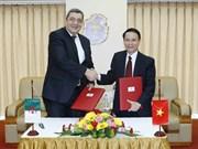 Vietnam - Algérie : resserrer les liens entre la VNA et l'APS