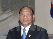 Le président de l'AN cambodgienne débute sa visite officielle d'amitié au Vietnam