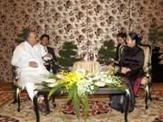 Le président du Parti communiste du Bangladesh en visite à Hô Chi Minh-Ville