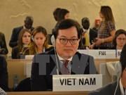 Le Conseil des droits de l'homme adopte le projet de résolution sur les changements climatiques