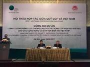 Le Vietnam renforce sa capacité d'adaptation au changement climatique