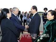 Vietnam et Biélorussie disposent des potentiels pour approfondir leur relations de coopération