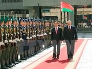 Vietnam et Biélorussie ciblent 500 millions de dollars dans le commerce bilatéral